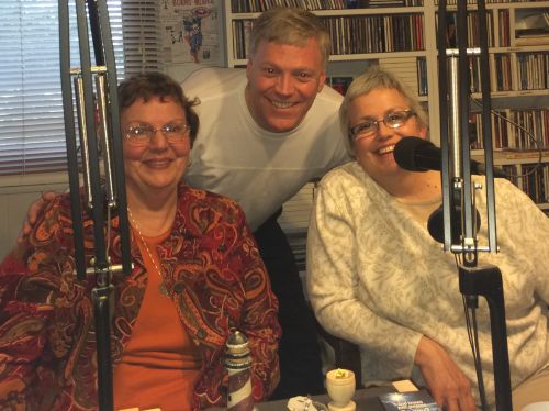"Cancer, heartache and death didn't stop this wonderful mother/daughter relationship from growing closer to God and seeing Him at work with their trip to The Holy Land.  Find out more on today's edition of Mark & Friends as Lolita Purdue and Chris ""Lolita Jr."" McConkey share their life journey."